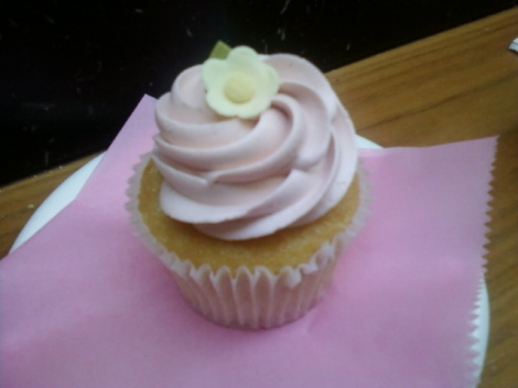 Cupcake from Miette