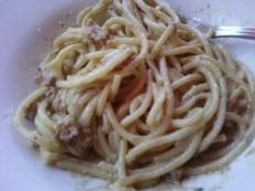 Spaghetti alla Carbonara Classico