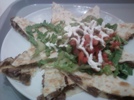quesadilla suprema