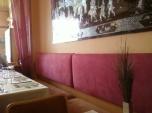 interior of aux delices