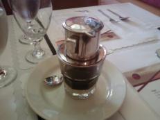 Vietnamese Iced Coffee (Filtering)
