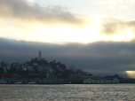 Coit Tower, © 2010 foodtable, an eclectic blog about food & dining out