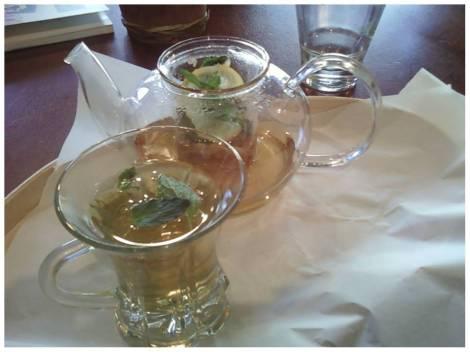 rose tea lounge