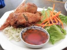 Angel Wings from Lemongrass Thai