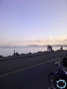 January 2012, Spending a day in Sausalito.