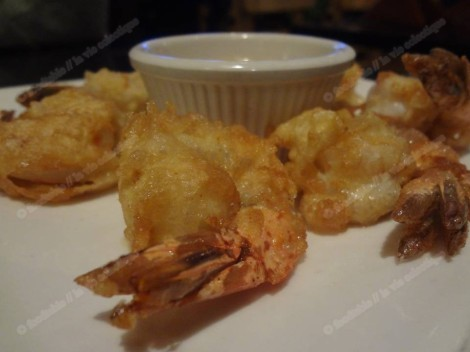 Beer Battered Shrimps - So delicious!