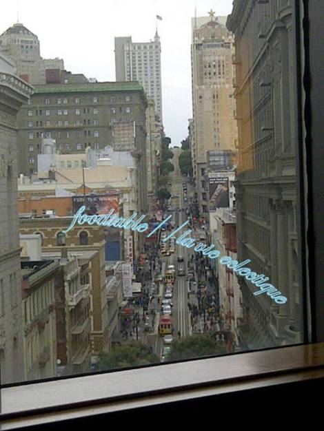 View from Nordstrom Cafe Bistro