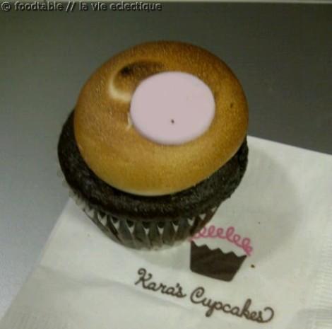 S'mores cupcake from Kara's