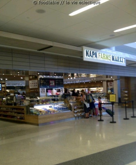 Napa Farms Market - SFO Terminal 2