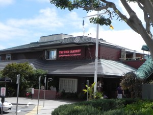 The fish market waterfront dining in san diego ft for Best fish restaurants in san diego
