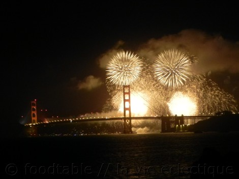 May 2012, Happy 75th Birthday Golden Gate Bridge! xxoo