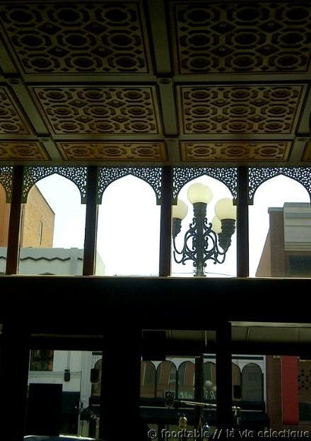 Interior of Cafe 21