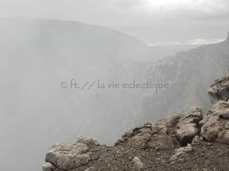 at the mouth of the masaya volcano