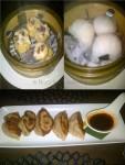 Shiu Mai, Har Gow, and Potstickers
