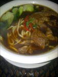 Delicious Noodle Soup