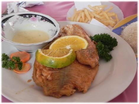 tilapia lunch nicaragua