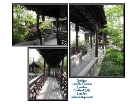 Lan Su Garden Bridges