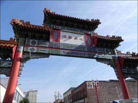 Portland Chinatown Gate