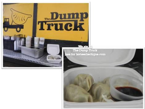 the dump truck food truck