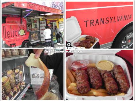 Transylvania food truck