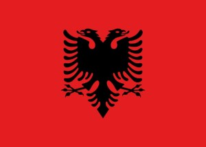 Albania flag courtesy of http://www.sciencekids.co.nz
