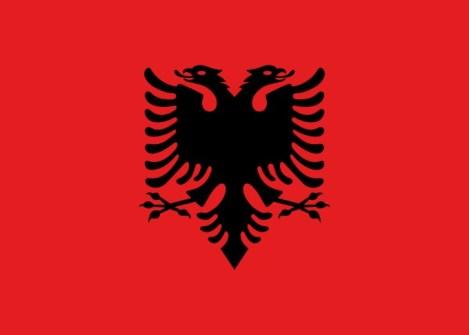 Albania flag courtesy of http://www.sciencekids.co.nz