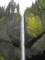 wahkeena falls 10