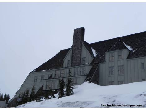 Timberline Lodge, Mt. Hood, Oregon 2014