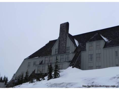 Timberline Lodge, Mt. Hood, Oregon 2014